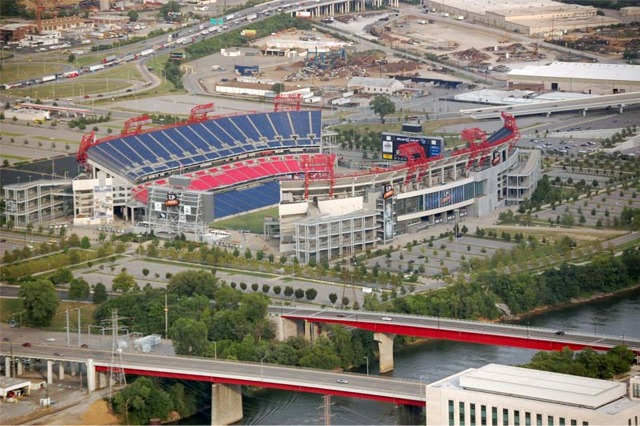 Hotels Near Titans Stadium Nashville Tn