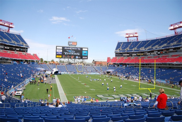 Hotels Near Titans Stadium Nashville