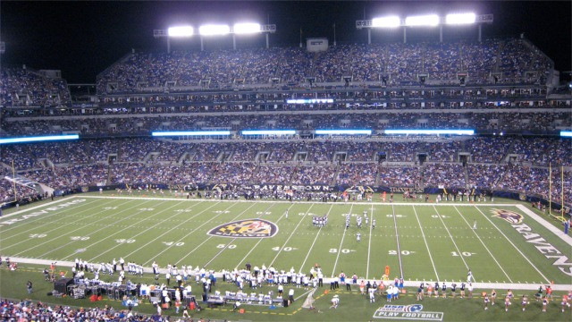 Hotels Near Ravens Stadium