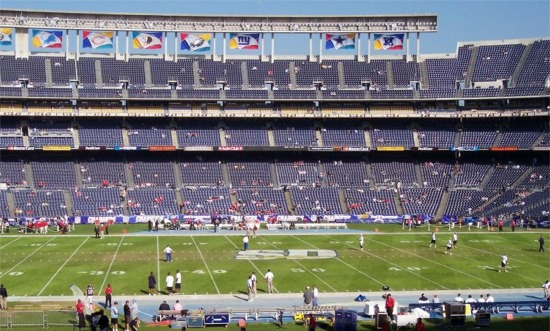 Qualcomm Stadium History Photos And More Of The Site Of