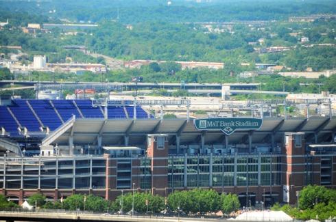 M Amp T Bank Stadium Baltimore Ravens Football Stadium