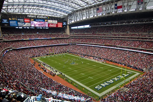 Nrg Stadium Houston Texans Football Stadium Stadiums Of