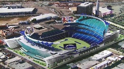 Future Nfl Stadiums Stadiums Of Pro Football