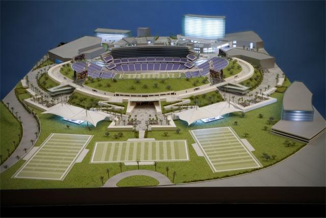 Los Angeles Nfl Stadium Information Renderings And More