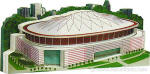 Georgia Dome Atlanta Falcons 3D Stadium Replica