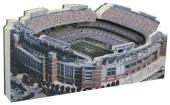 M&T Bank Stadium Baltimore Ravens 3D Stadium Replica