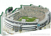 EverBank Field Jacksonville Jaguars 3D Stadium Replica