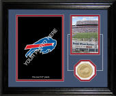 "Buffalo Bills ""Fan Memories"" Desktop Photo Mint"