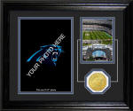 "Carolina Panthers ""Fan Memories"" Desktop Photo Mint"