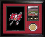 "Tampa Bay Buccaneers ""Fan Memories"" Desktop Photo Mint"