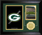 "Green Bay Packers ""Fan Memories"" Desktop Photo Mint"
