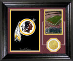 "Washington Redskins ""Fan Memories"" Desktop Photo Mint"