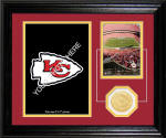 "Kansas City Chiefs ""Fan Memories"" Desktop Photo Mint"