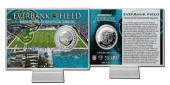 EverBank Field Silver Coin Card