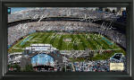 Bank of America Stadium - Panthers Signature Gridiron Poster-Click to Buy!