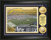 Qualcomm Stadium - San Diego Chargers Photomint