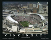 Paul Brown Stadium Poster-Click to Buy!