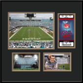 Stadium Ticket Frame