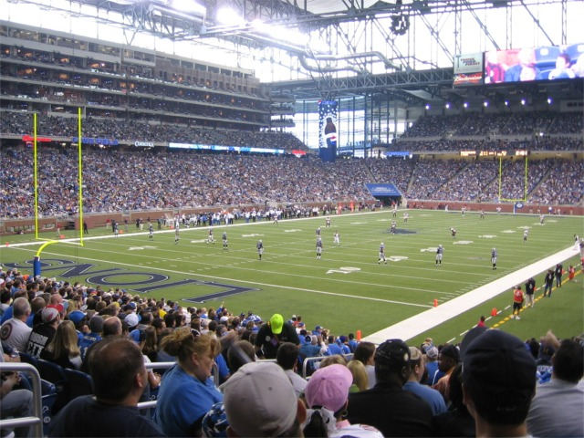 Hotels Close To Ford Field Detroit Mi