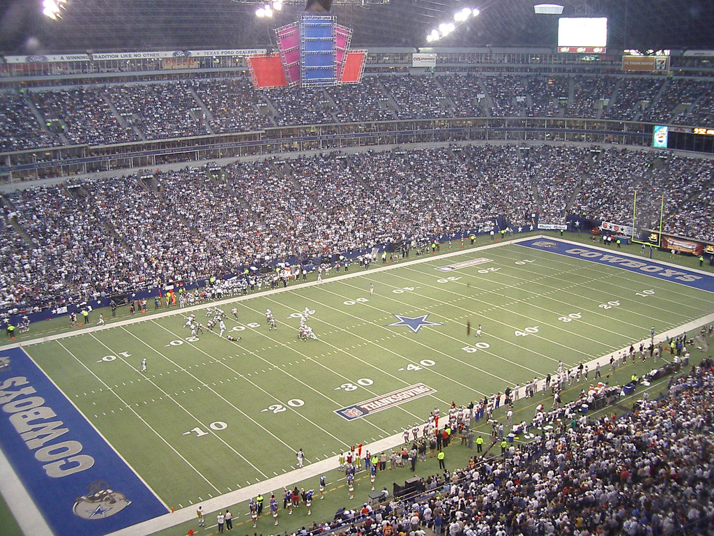 Texas Stadium -... Stadium