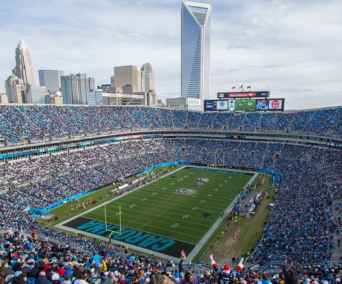 carolina panthers ticketmaster