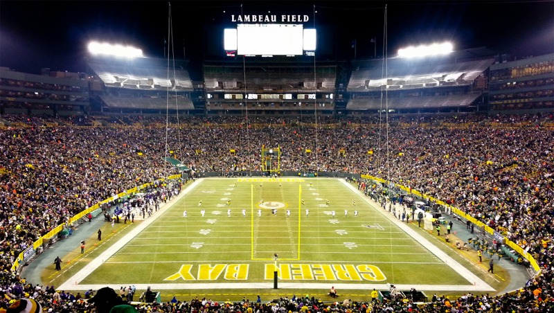 5 Best Nfl Stadiums To Watch A Game In 2015