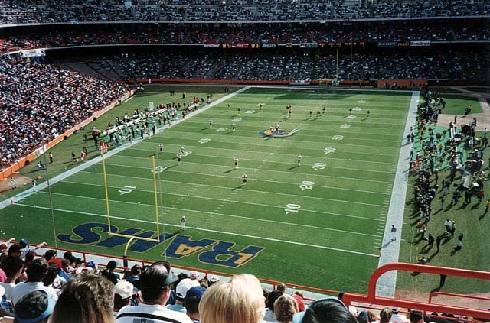 La Rams Fans When The Rams Left Oakland Anaheim For Sale Tenant