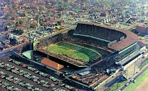 Pictures of Kansas City Chiefs Stadium Kansas City Municipal Stadium