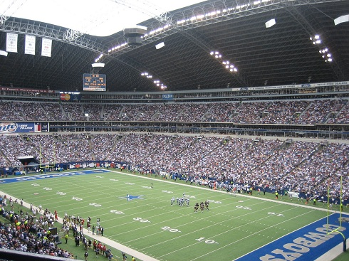 Texas Stadium History Photos Amp More Of The Former Nfl