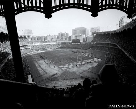 Yankee Stadium. New York, NY