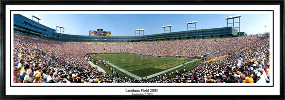 Lambeau Field Poster-Click to Buy!