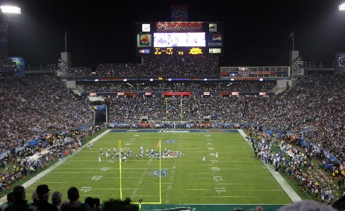 EverBank Field - History, Photos & More of the site of Super Bowl XXXIX