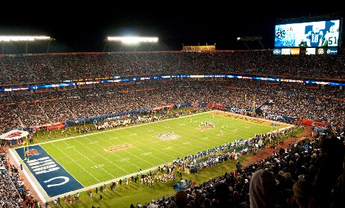 Sun Life Stadium History Photos More Of The Site Of