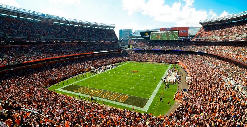 Cleveland Browns at FirstEnergy Stadium