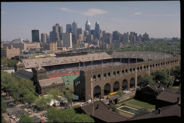Franklin Field, former home of the Philadelphia Eagles