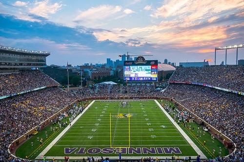New Vikings Stadium Seating Capacity | Brokeasshome.com
