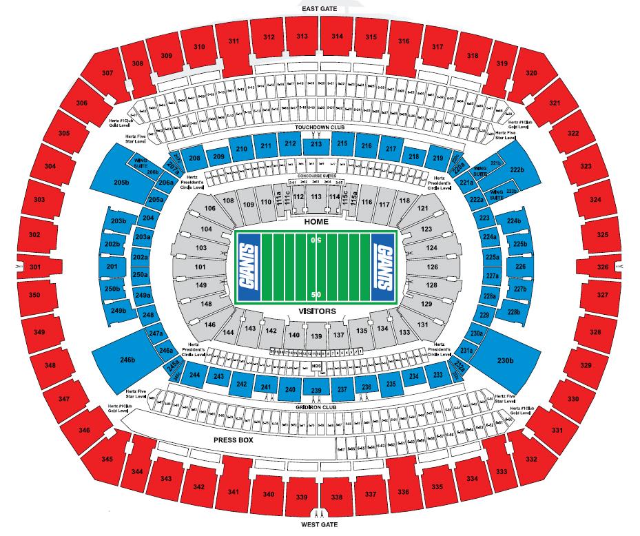 Oakland Raiders Metlife Stadium