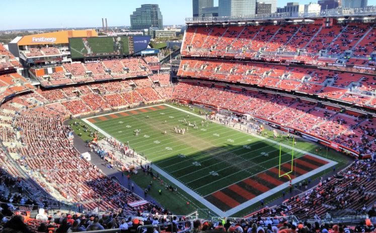 Cleveland Browns at FirstEnergy Stadium