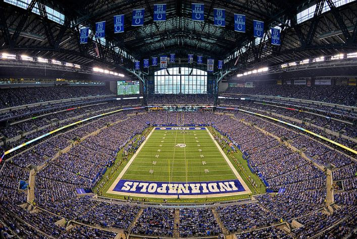 Lucas Oil Stadium Indianapolis Colts Football Stadium