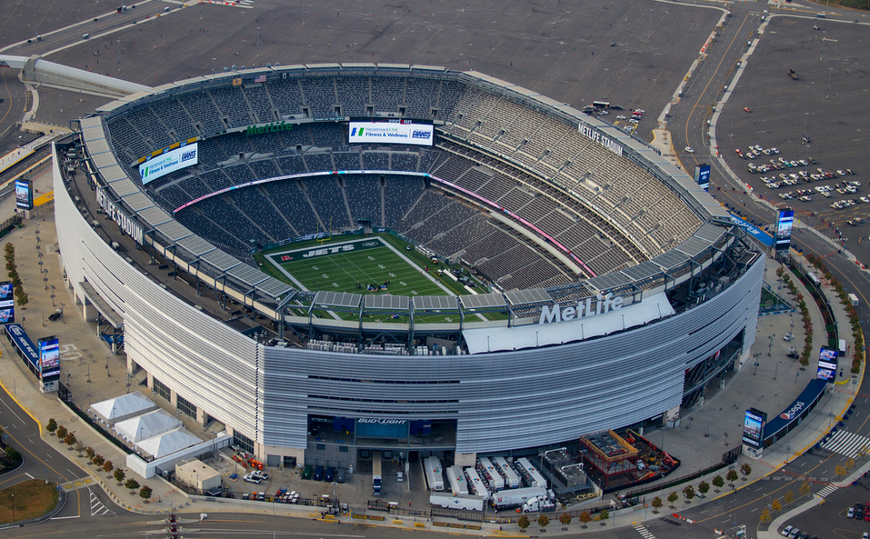 Aerial of MetLife Stadium 55c306cd2