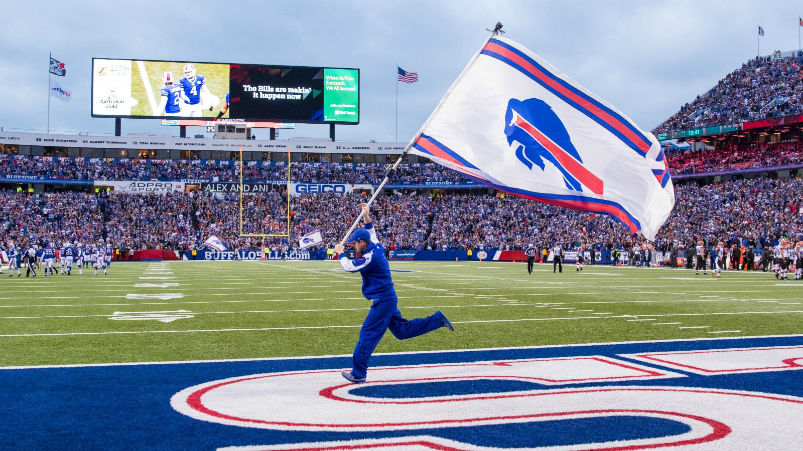 Buffalo Bills Sell Naming Rights To Ralph Wilson Stadium Stadiums Of Pro Football Your Ticket To Every Nfl Football Stadium