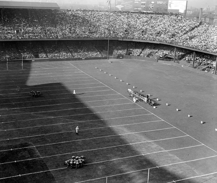History, Photos & More Of The Former NFL